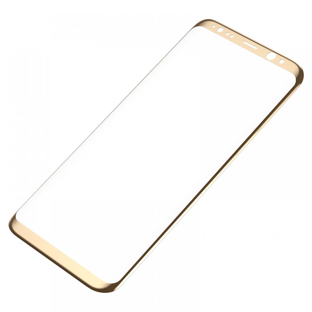 Стъклен 3D Arc протектор Baseus за Samsung Galaxy S8