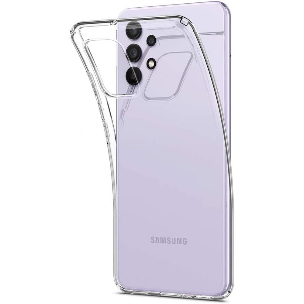 Прозрачен силиконов гръб за Samsung Galaxy A72 / Samsung Galaxy A72 5G