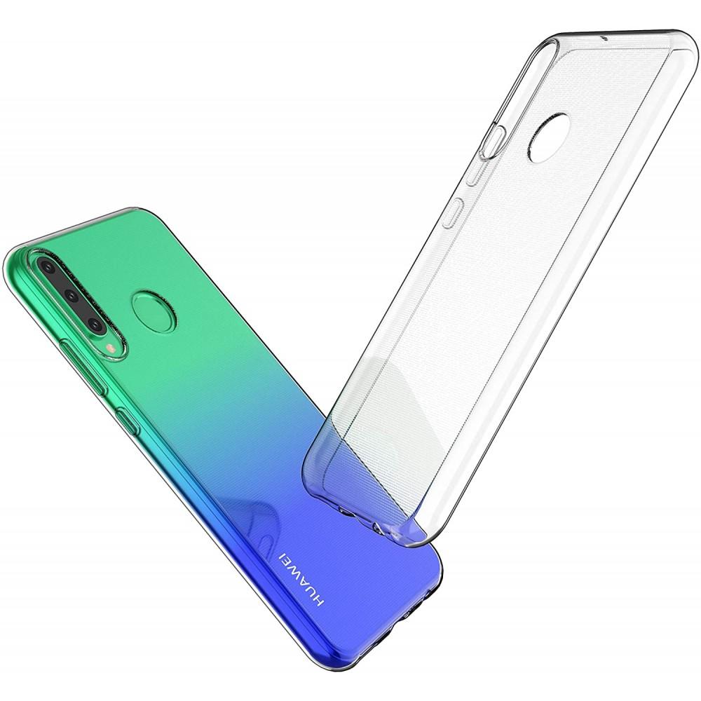 Прозрачен силиконов гръб (1.0mm) за Huawei P40 Lite E