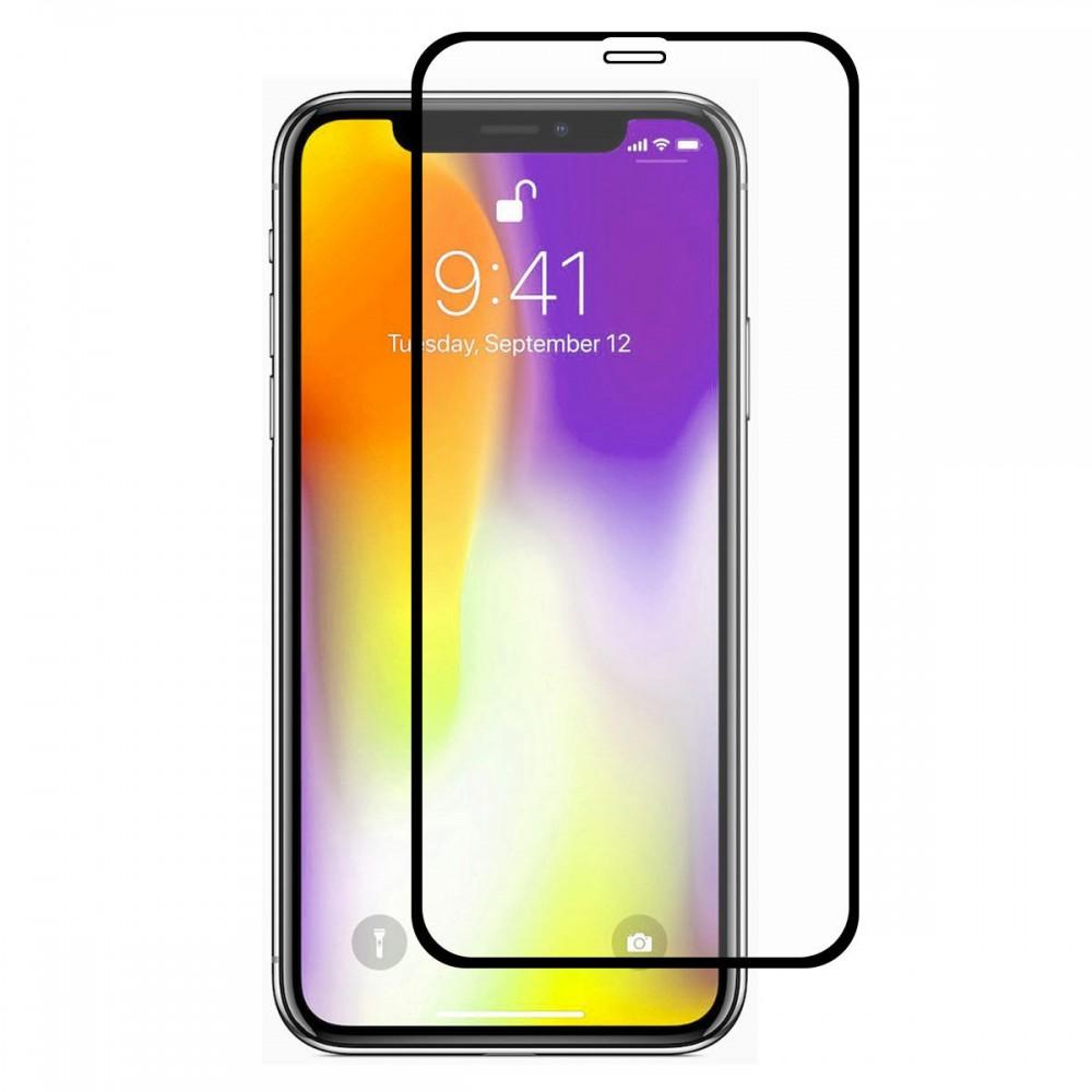 Стъклен протектор Full Glue за Apple iPhone 12 6.1