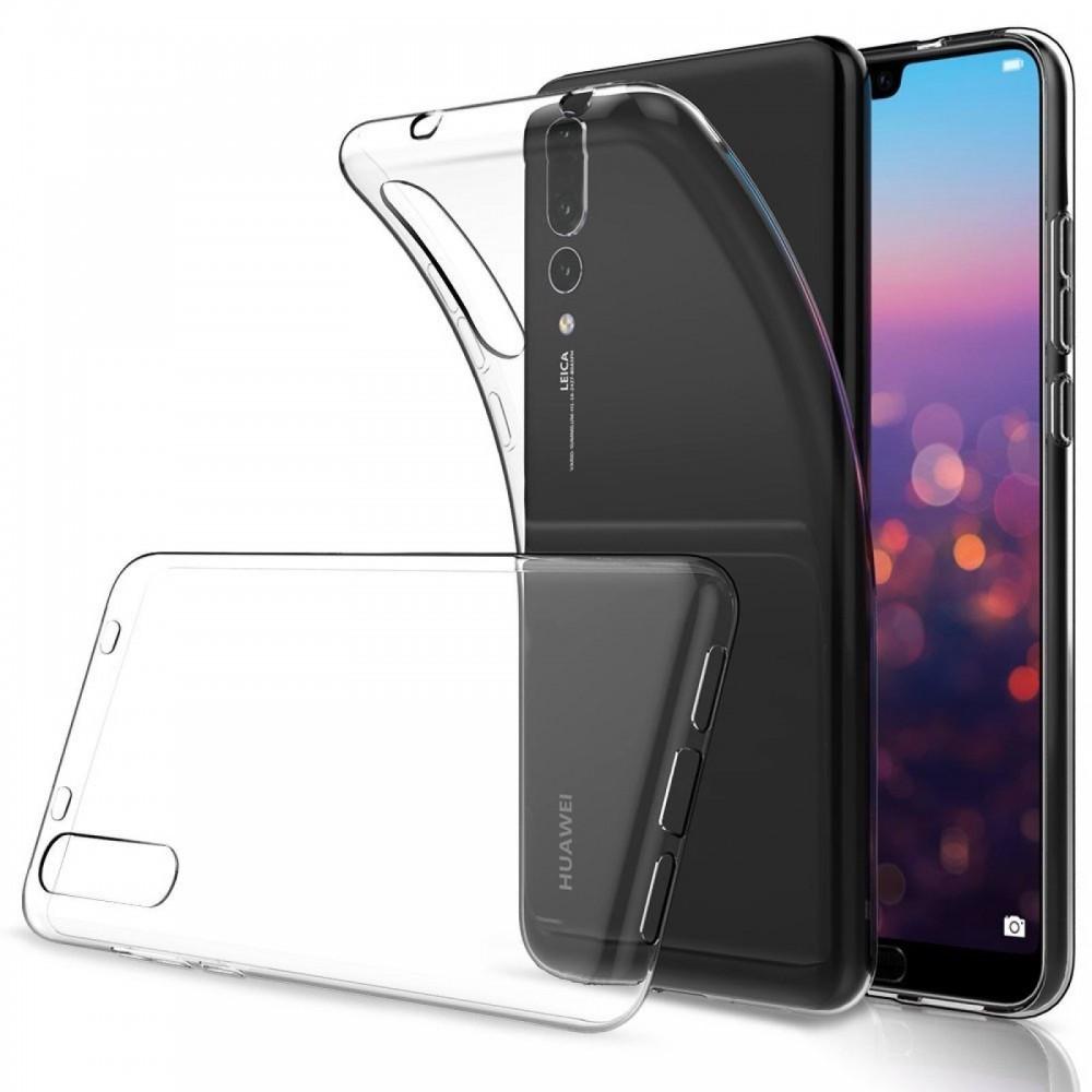 Ултра тънък силиконов гръб за Huawei P20 Pro