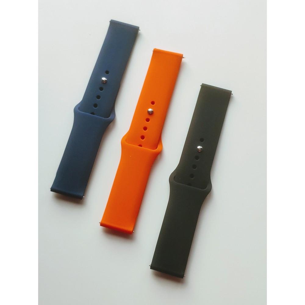 Силиконова каишка Simple за Huawei Watch GT/ Huawei Watch GT 2 46mm