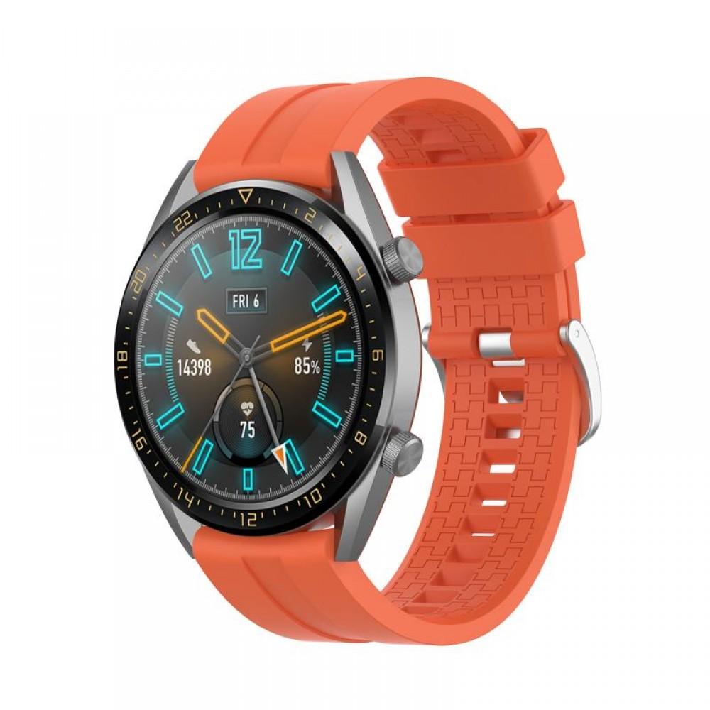 Силиконова каишка Strap за Huawei Watch GT / Huawei Watch GT2 46mm