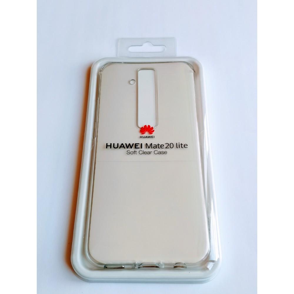 Huawei Mate 20 Lite Soft Clear Case