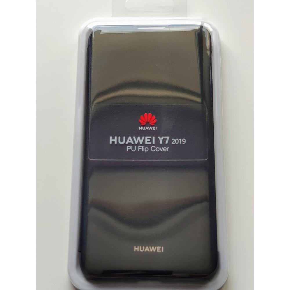 Huawei Y7 2019 PU Flip Cover