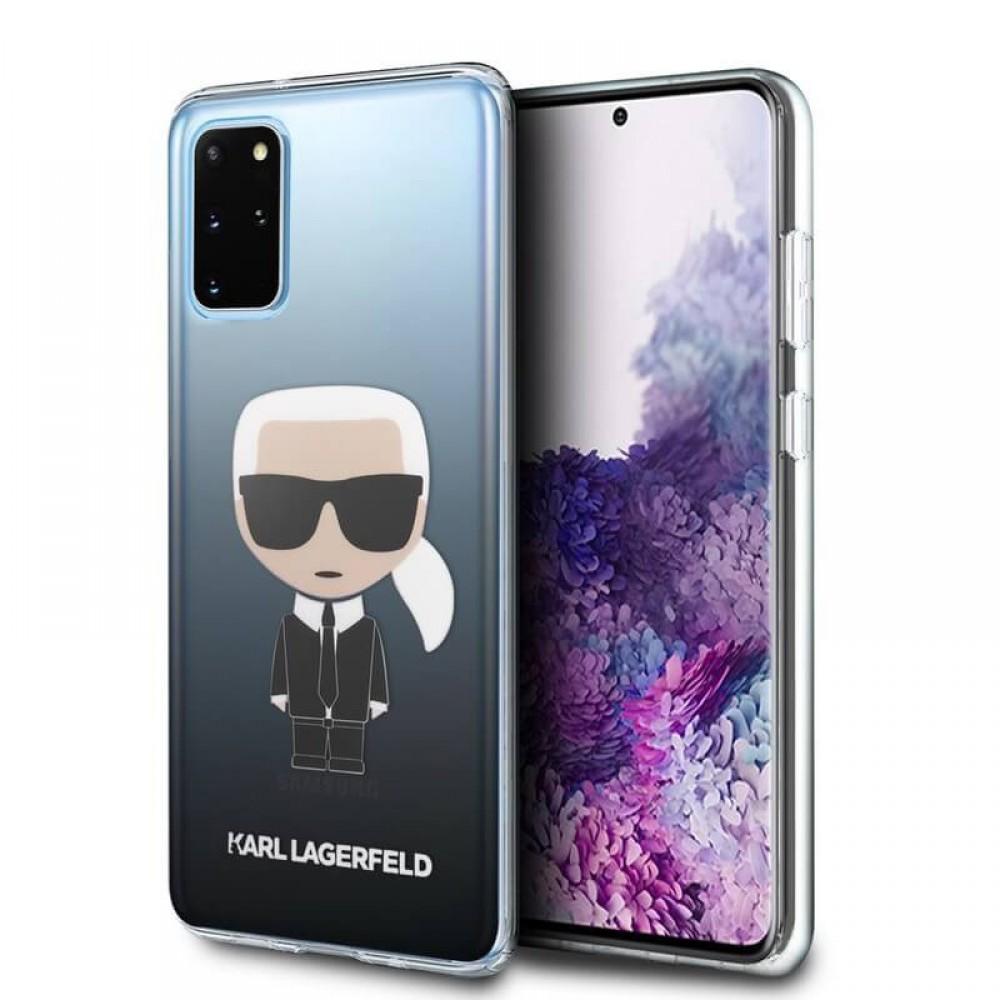 Гръб Karl Lagerfeld Iconic Gradient за Samsung Galaxy S20 Plus / Samsung Galaxy S20+