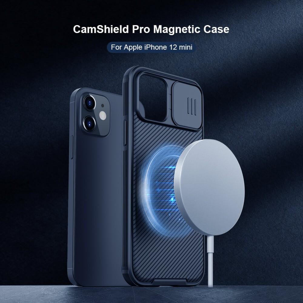 Твърд гръб Nillkin CamShield Pro Magnetic за Apple iPhone 12 mini