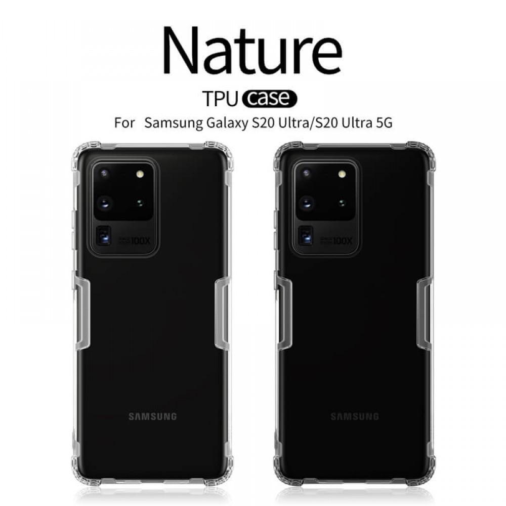 Силиконов гръб Nillkin Nature за Samsung Galaxy S20 Ultra