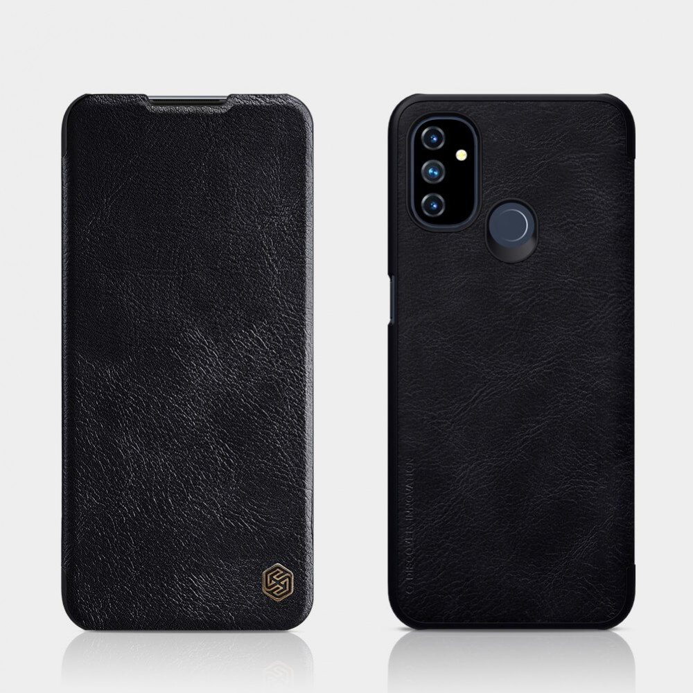 Калъф Nillkin QIN Leather case за OnePlus Nord N100