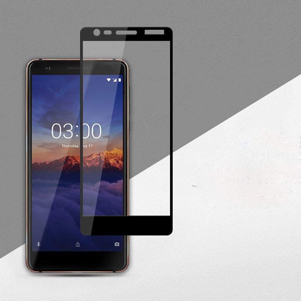 Стъклен протектор 3D за Nokia 3.1