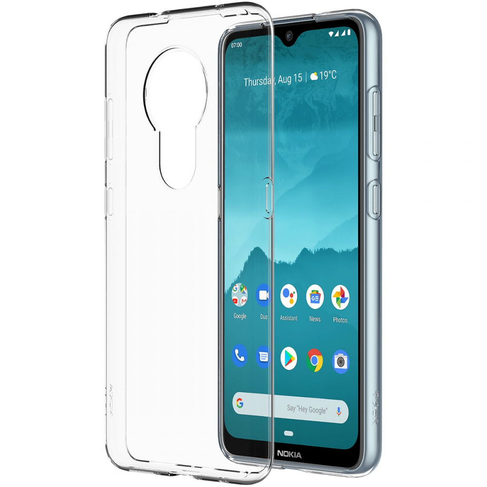 Nokia 6.2 Clear case