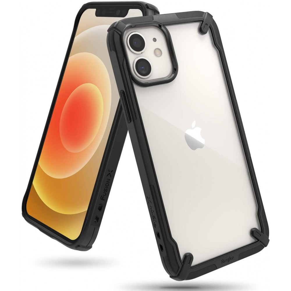 Удароустойчив гръб Ringke Fusion X за Apple iPhone 12 5.4