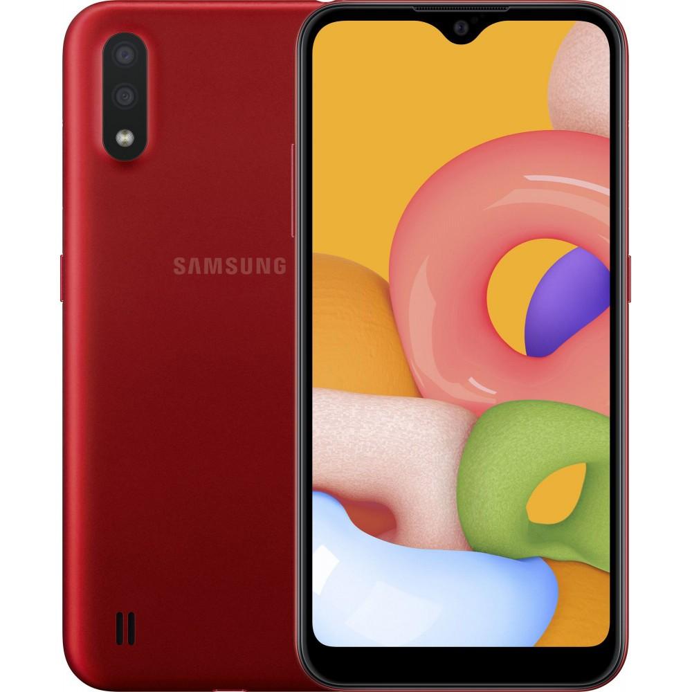 Samsung Galaxy A01 Dual SIM 16GB/2GB RAM