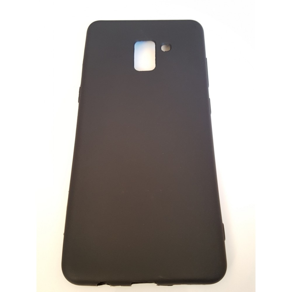 Силиконов гръб Matt за Samsung Galaxy A8 Plus (2018)