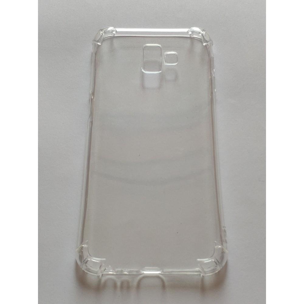 Силиконов гръб Clean Armor за Samsung Galaxy J6+