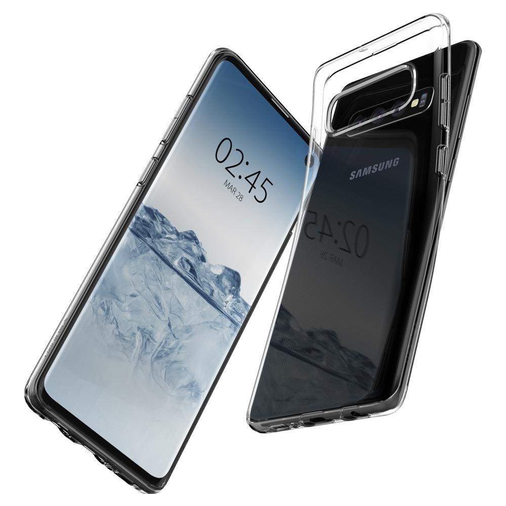 Ултра тънък силиконов гръб за Samsung Galaxy S10