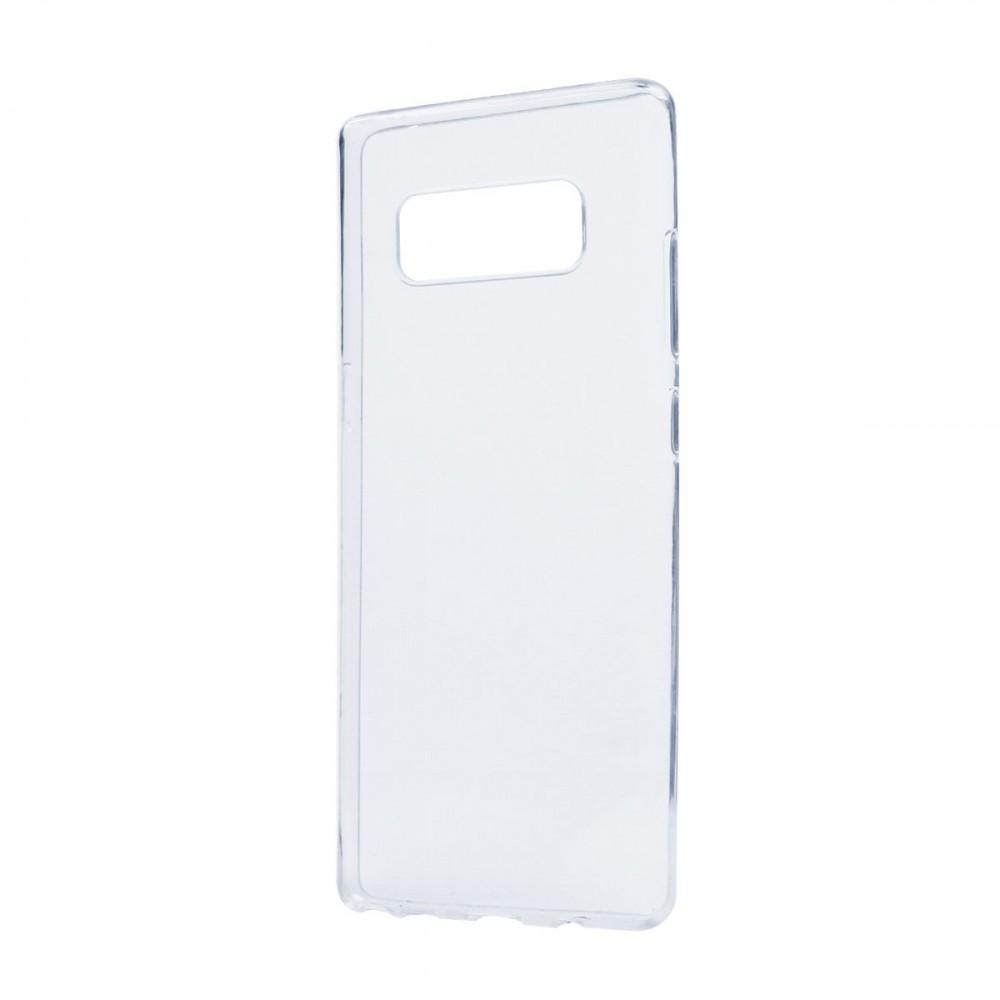 Ултра тънък силиконов гръб за  Samsung Galaxy Note 8