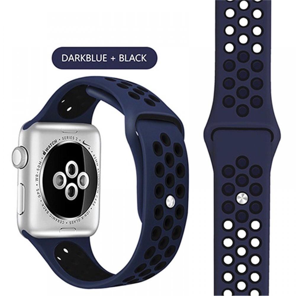 Силиконова каишка Sport за Apple Watch 42/44mm