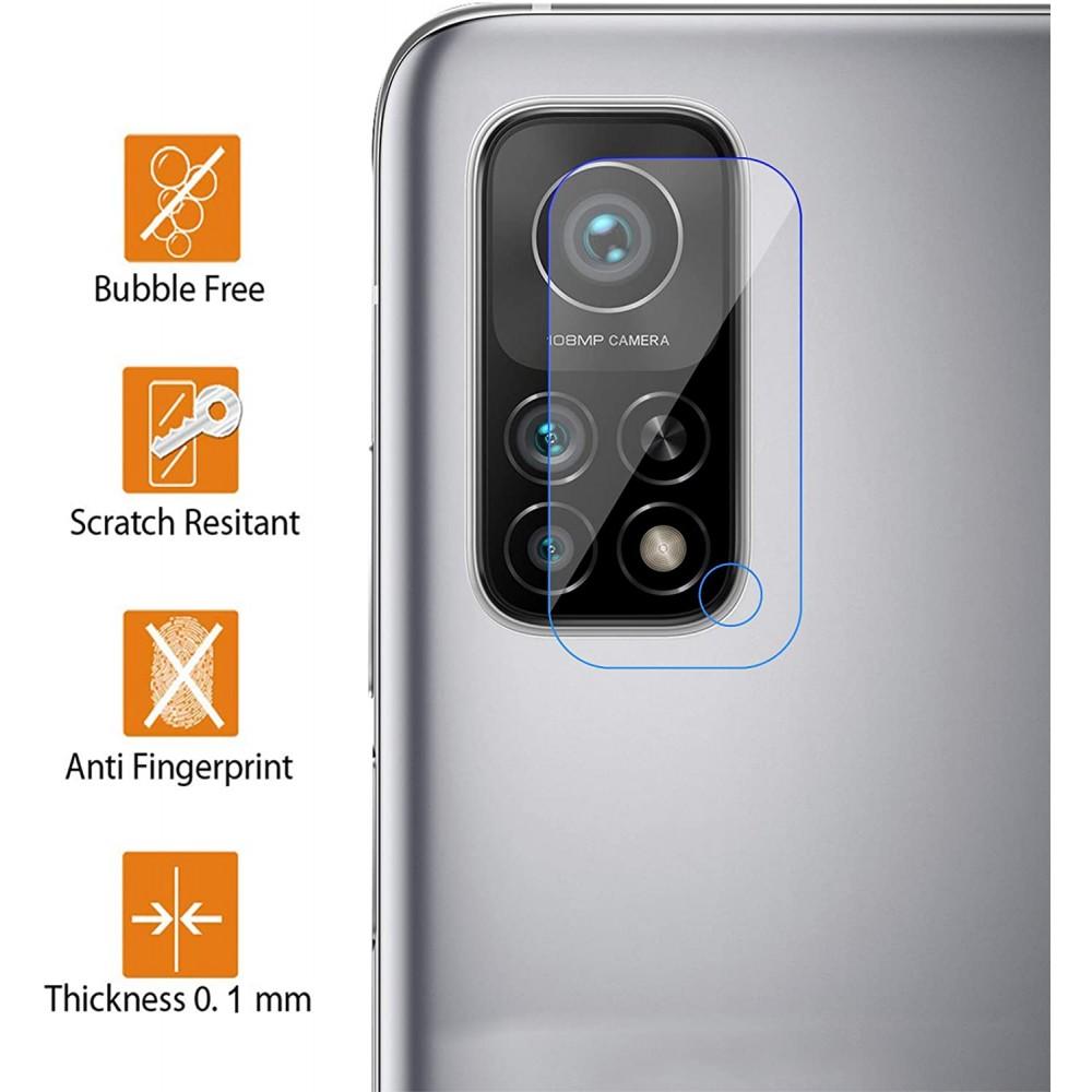 Стъклен протектор за задната камера на Xiaomi Mi 10T 5G/ Xiaomi Mi 10T Pro 5G