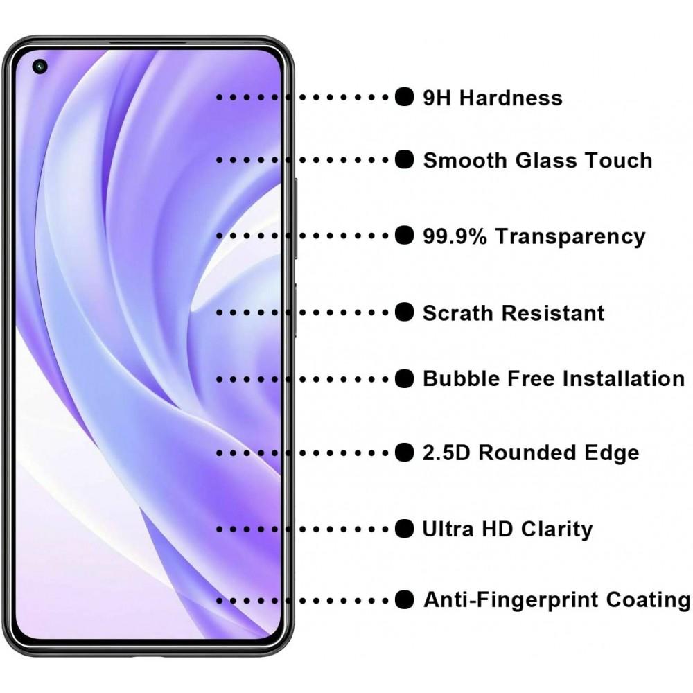 Стъклен протектор за Xiaomi Mi 11 Lite