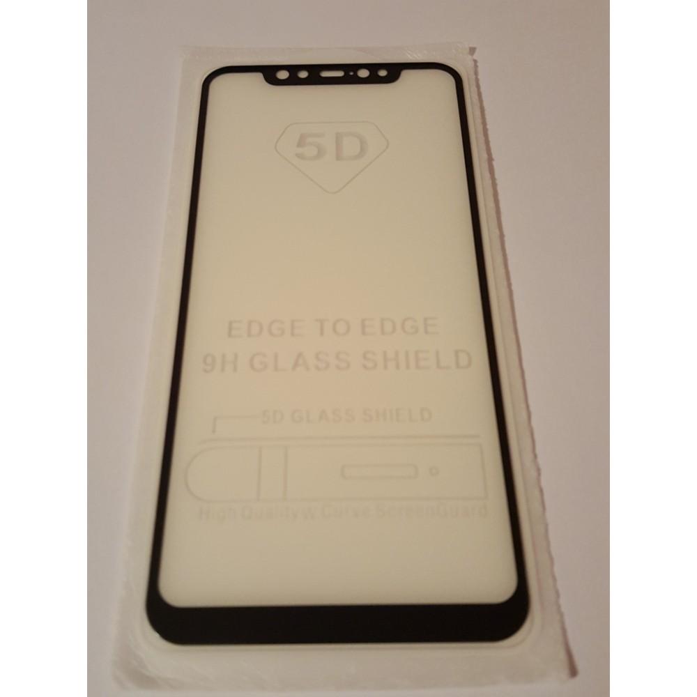 Стъклен протектор 5D Full Glue за Xiaomi Pocophone F1