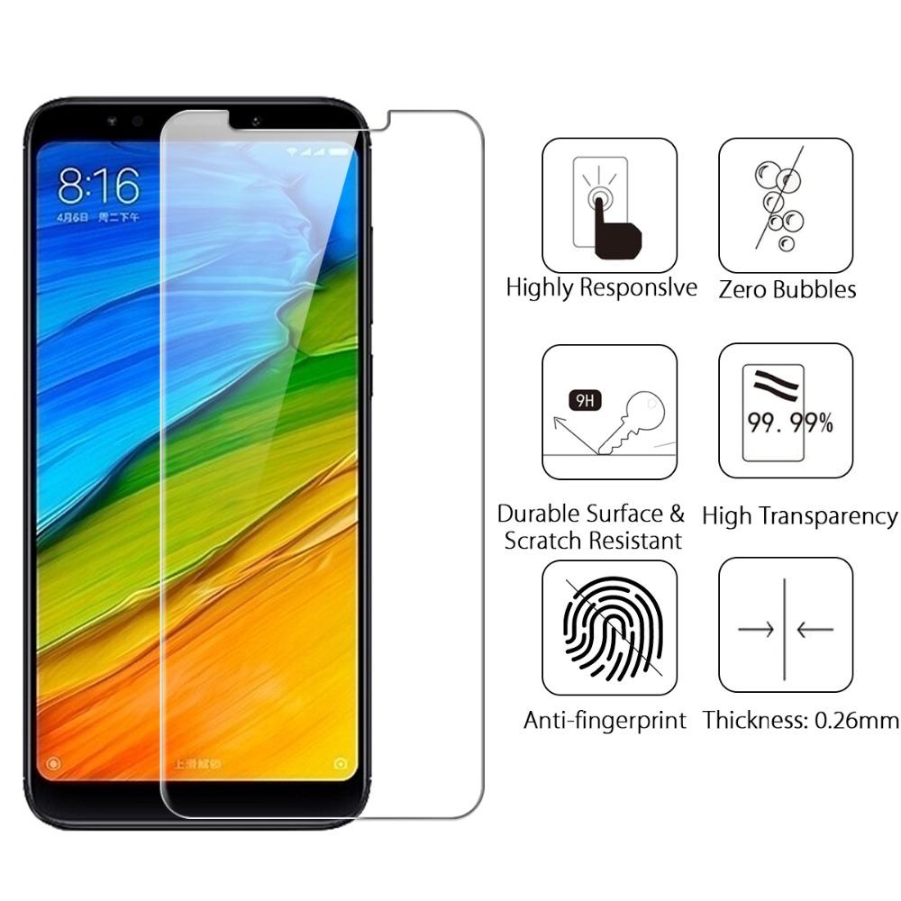 Стъклен протектор за Xiaomi Redmi 5 Plus