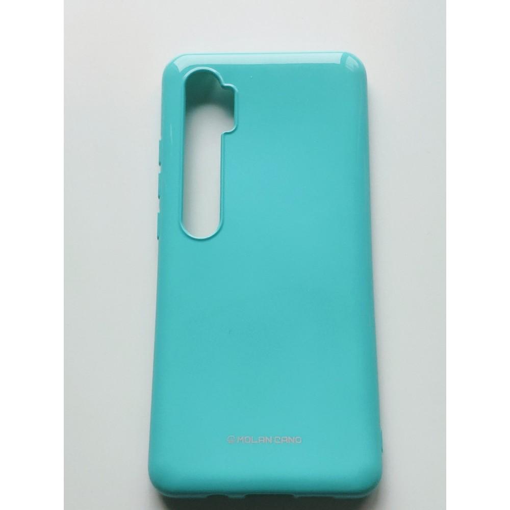Силиконов гръб Molan Cano Jelly за Xiaomi Mi Note 10