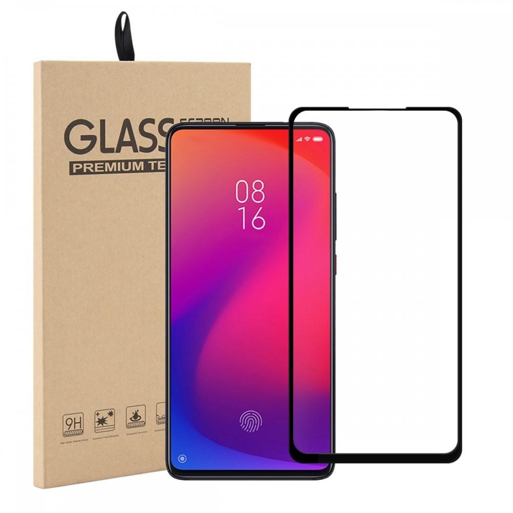 Стъклен протектор Full Glue за Xiaomi Mi 9T (Redmi K20) / Xiaomi Mi 9T Pro (Redmi K20 Pro)