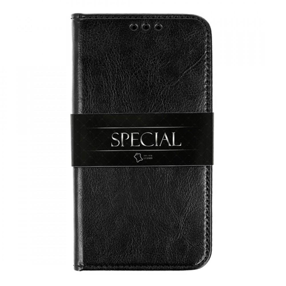 Калъф Book Special Leather за Xiaomi Redmi 5 Plus