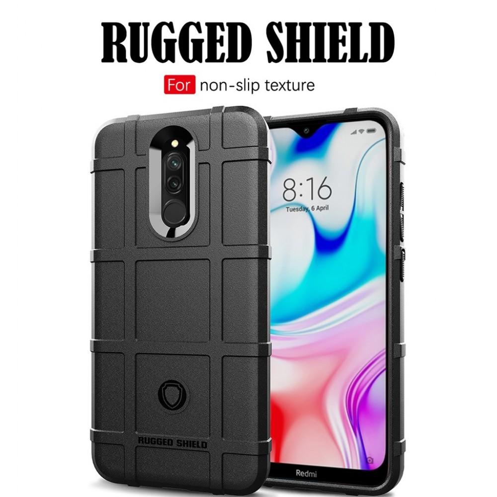 Удароустойчив гръб Rugged Shield за Xiaomi Redmi 8A