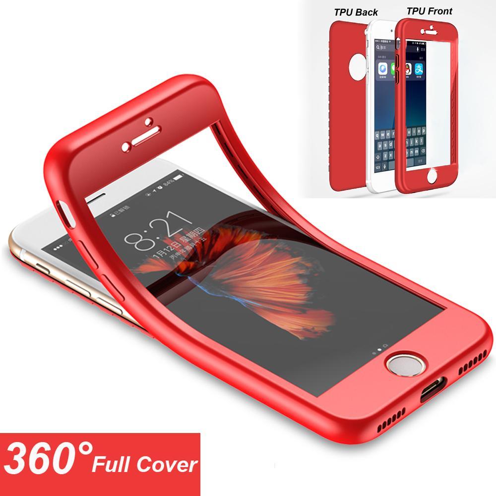 iCover Tpu 360 Case за Samsung Galaxy J6+