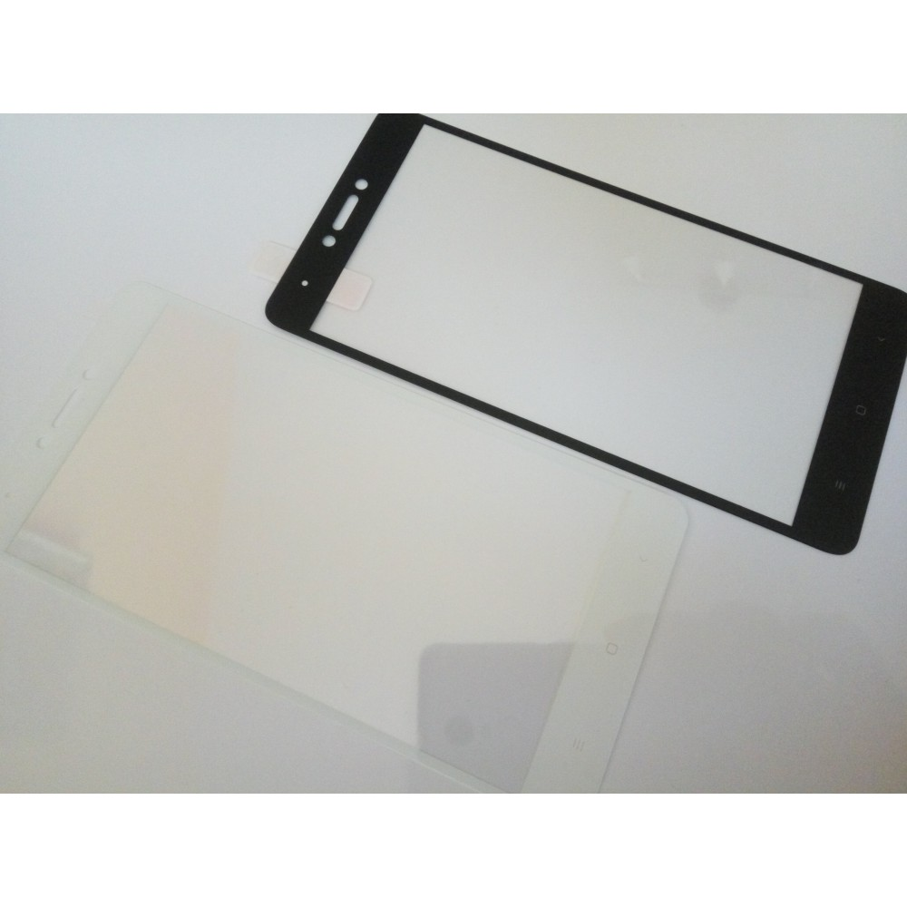 Стъклен протектор цветен 3D за Xiaomi Redmi Note 4x