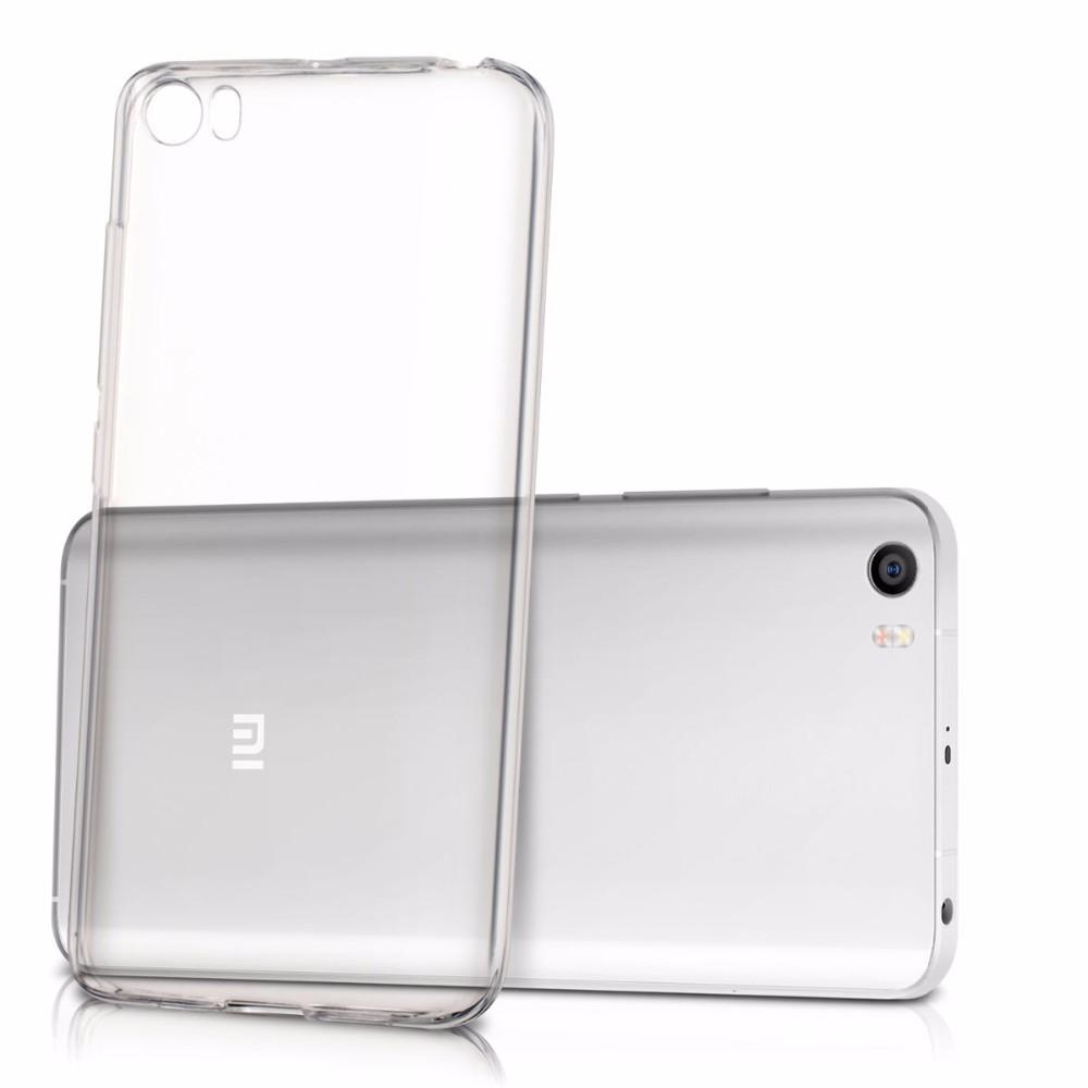 Ултра тънък силиконов гръб за Xiaomi Redmi 4 Prime