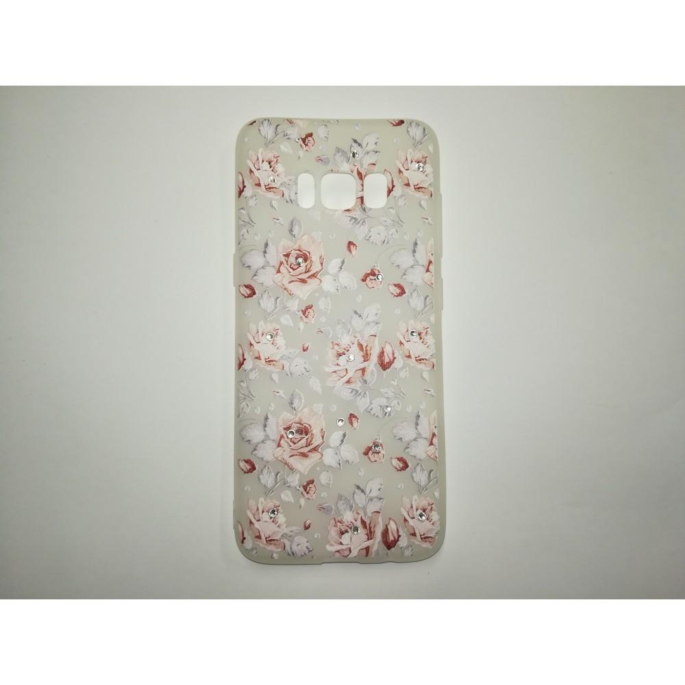 Гръб Fashion Рози за Samsung Galaxy S8