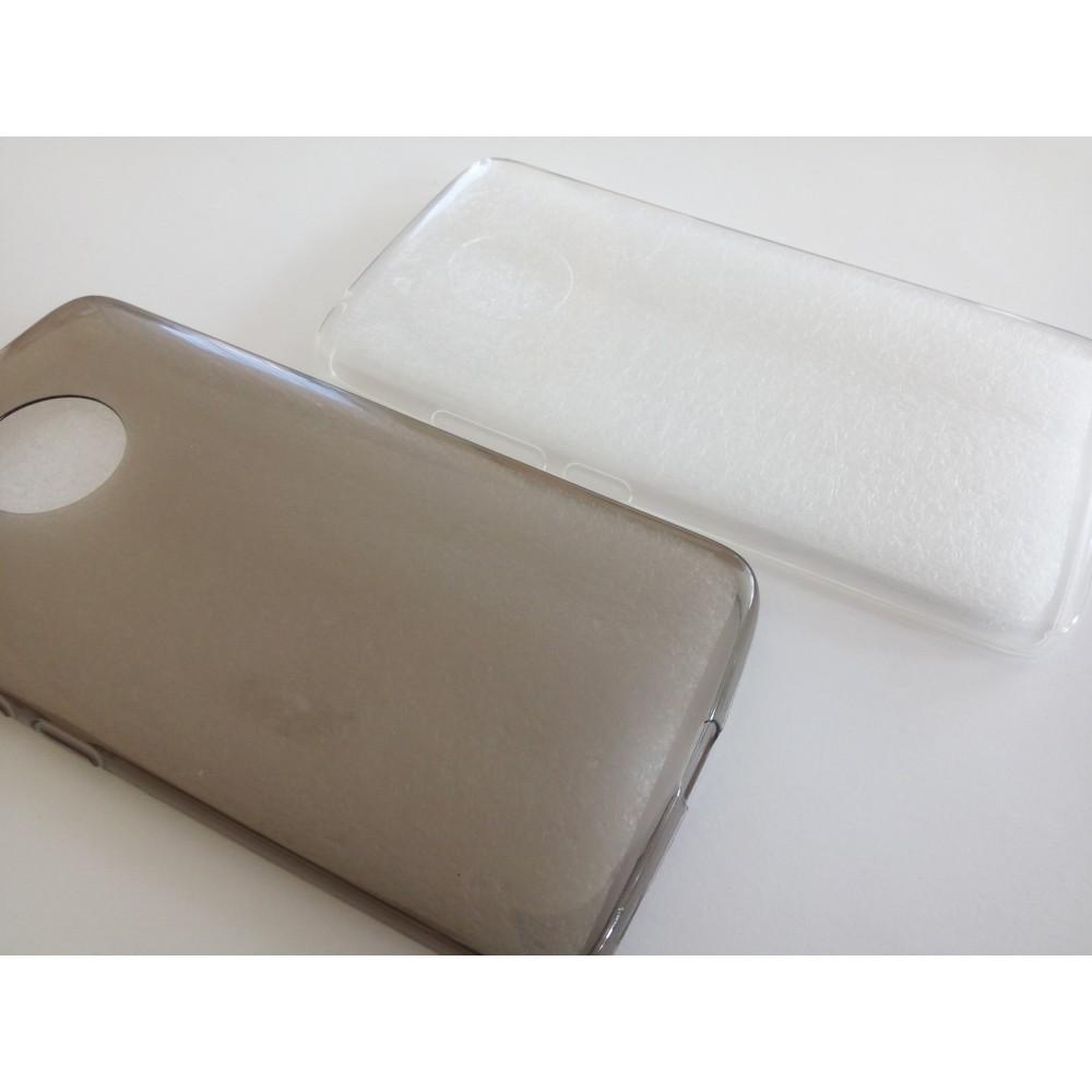 Ултра тънък силиконов гръб за Motorola Moto C Plus