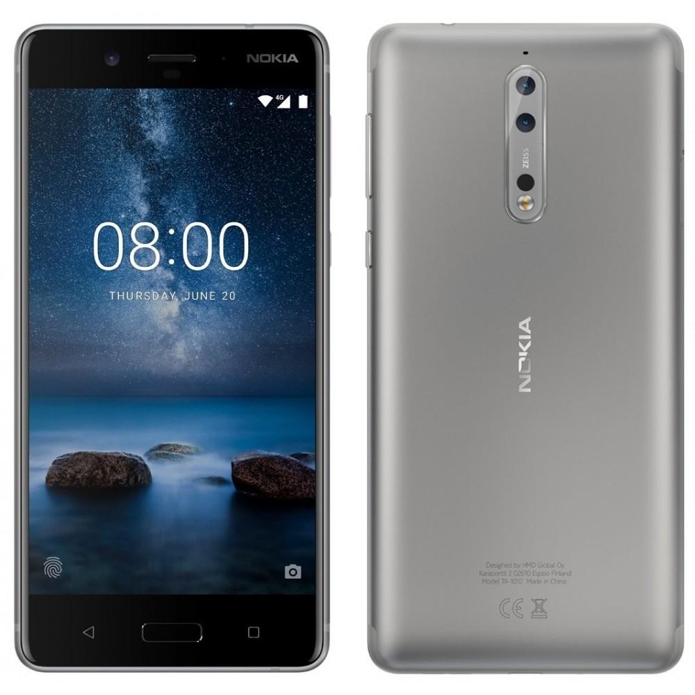 Nokia 8 Dual SIM 64GB/4GB RAM