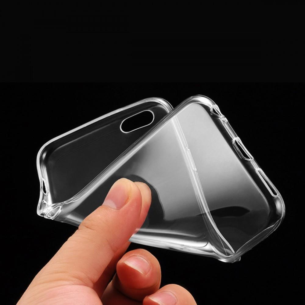 Ултра тънък силиконов гръб за Alcatel A3